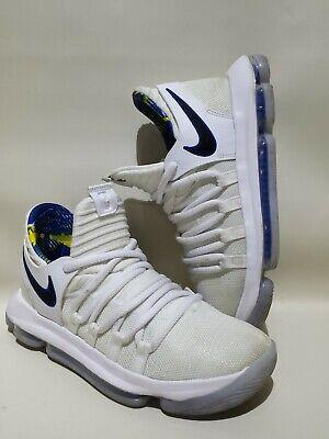 AJ7781-101 Golden State Warriors Nike Zoom KD10 Limited NBA