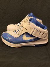 bf2d5befacc7d3 item 3 Nike Lebron Soldier V 5 Basketball Shoes Blue/White 454141-103 Men's  Size 12.5 -Nike Lebron Soldier V 5 Basketball Shoes Blue/White 454141-103  Men's ...