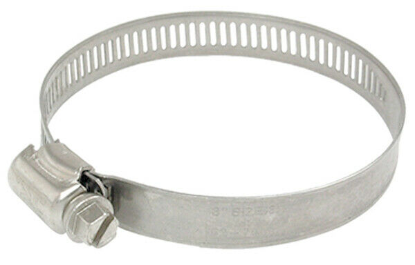 Aeroflow AF23-2751 27-51mm Stainless Hose Clamp 10 Pieces Per Pack