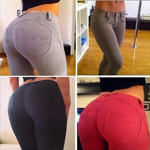 Sexy-High-Waist-Slim-Skinny-Women-Leggings-Stretchy-Pants-Jeggings-Pencil-Pants