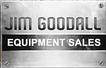 Jim Goodall Equipment Sales,FL USA