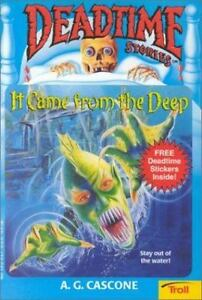 It-Came-from-the-Deep-Deadtime-Stories-by-Cascone-A-G-Paperback