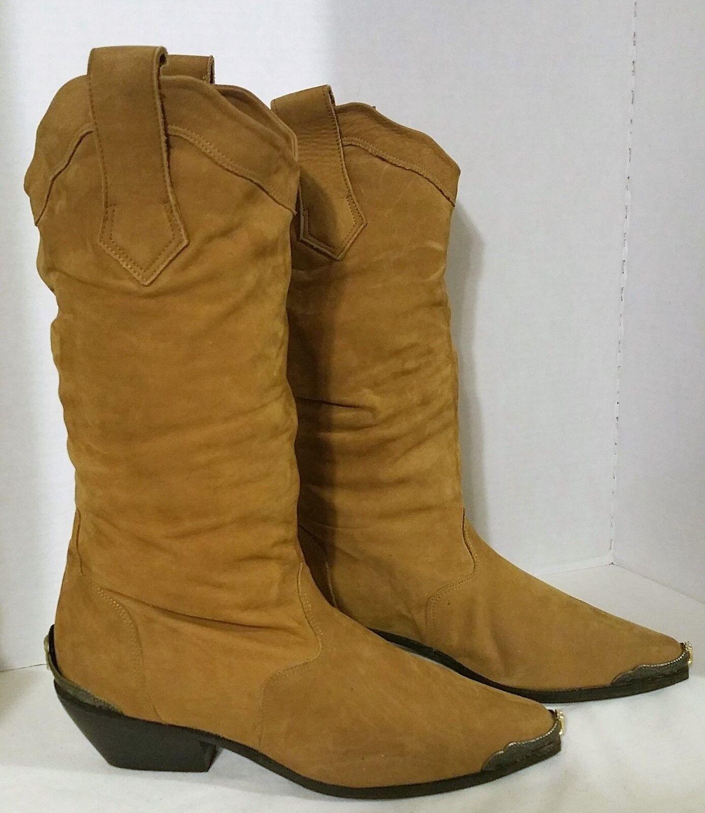 Maine Woods,Tonto Women's Cowboy Boots,LU29NC,Leather, w Metal Eagle on toe heel