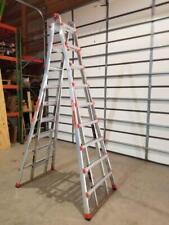 Little Giant 10110 Skyscraper Aluminum Extension Ladder 17 300lbs Capacity