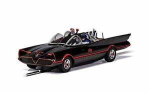 Scalextric Batmobile from 1960's Batman Television Series 1:32 Slot Race Car C41