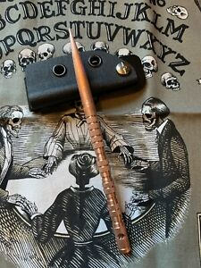Custom-Copper-Spike-With-Kydex-Sheath-Awl-EDC-Tool-Shank