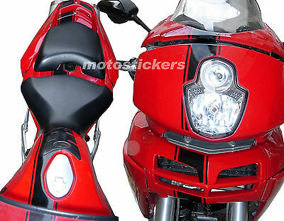 Adesivi moto Ducati Multistrada Fascia adesiva laterale