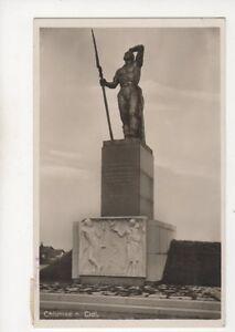 Chlumec-nad-Cidlinou-Czechoslovakia-1940-RP-Postcard-356b