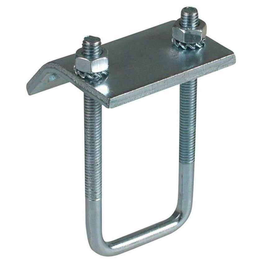 Walraven RAPIDRAIL BEAM CLAMP For Solid Fixing, BIS Ultrapredect 1000 Finish