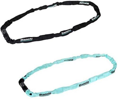 BIANCHI Bicycle Combination Lock chain //Road bike MTB CELESTE JPP0202002CK000
