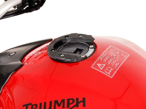 Evo Tank Ring Triumph Tiger 1050 SW Motech Bags Connection Daypack Tank Bag