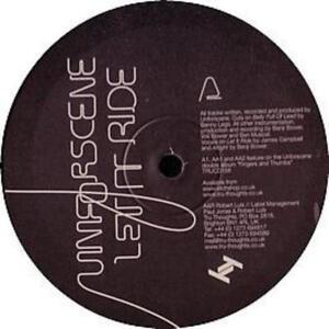 unforscene-Let-it-ride-EP-NUEVO-LP