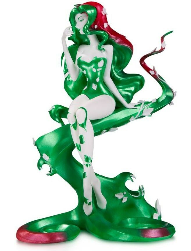 DC Artist Alley Poison Ivy 6.75-Inch PVC Collector Statue