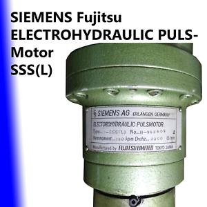 SIEMENS-ELECTRO-HYDRAULIC-PULSE-MOTOR-Hydraulik-FUJITSU