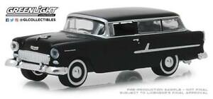 A-s-s-NUOVO-Greenlight-1-64-CHEVROLET-Two-Ten-Handyman-1955-Estate-wagons-3-2019