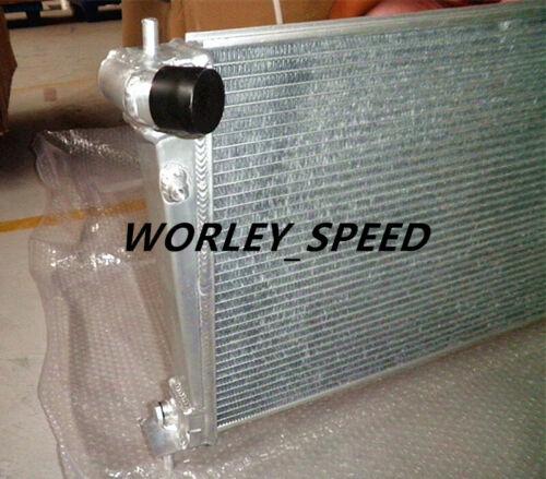 Aluminum Radiator For SAAB 9-5 95 2.3 TURBO 1999-2009 AT//MT 40MM 2Row