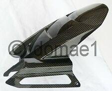 carbon Hinterradabdeckung hugger Kawasaki Z750 Z 750