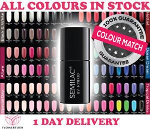 Semilac-Soak-off-Gel-Polish-Uv-Led-Hybrid-Nails-Manicure-New-Glitter-Collection