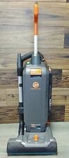 Hoover Commercial Ch54115 Hushtone Upright Vacuum Cleaner 15 Inches With Intell