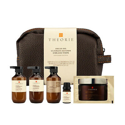 Theorie Argan Oil REFORM Hair & Body Travel Kit