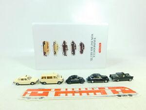 Bt314-0-5-Wiking-h0-1-87-99002-modelos-de-taxi-1947-hoy-VW-BMW-Opel-NSU-S-G-embalaje-original
