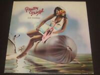 Pretty Things rare '74 German 1st press LP Silk Torpedo Swan Song EX+ heavy prog