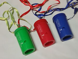Details about 3 LOUD Blow Air Horn Noise Maker for Football Basketball  Soccer Hockey Games NEW