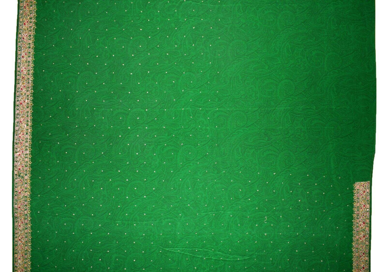INDIAN DESIGNER VERY FAMOUS BRAND RITU KUMAR SARE… - image 4