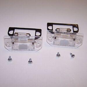 2-St-Kennzeichenleuchte-Nummernschildbeleuchtung-VW-Passat-Variant-3B5-3B0943021