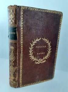 Joseph Bitaube 1837 De Mame Y Hilo Trucos Grabado en Frontispicio Buen Estado