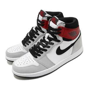 Nike-Air-Jordan-1-Retro-High-OG-AJ1-Light-Smoke-Grey-Red-White-Men-555088-126