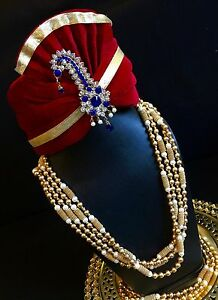 Image Is Loading Groom Attire Sherwani Brooch Turban Pin Pagri Kalgi