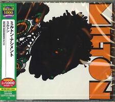 MILTON NASCIMENTO-MILTON-JAPAN  Ltd/Ed BONUS TRACK B63
