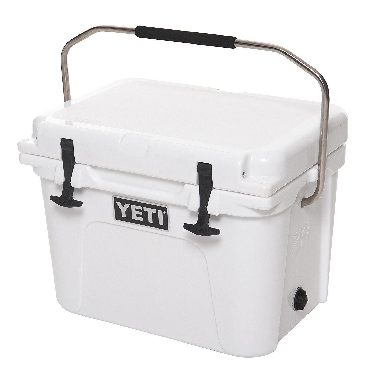 YETI Roadie 20 qt Cooler... wit NIEUW IN BOX Gratis vervoer.Nee.