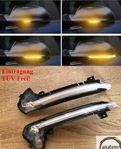 LED-Blinker-fuer-Audi-A6-S6-RS6-C7-4G-Limo-Avant-11-18-LED-dynamisch-Blinklicht
