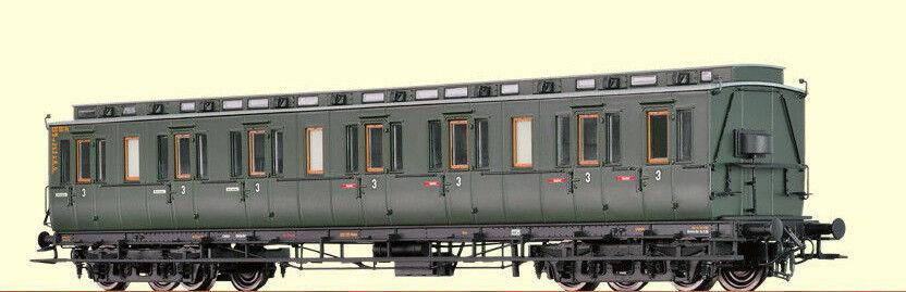 BRAWA 45253 compartimento auto 4 achsig DB 020591 MZ ep.3 NUOVO