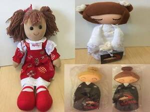 Rag Doll soft toy & Beanies Various makes Ragdoll Dolls