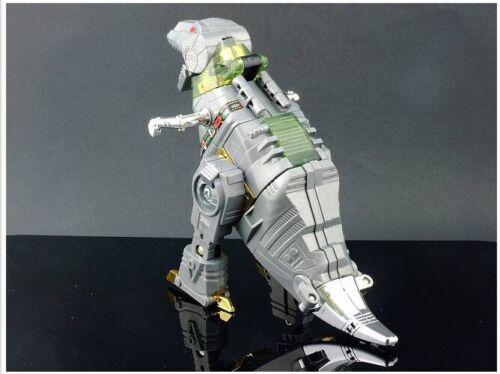 Transformers G1 grimlock dinobot reissue Mint action figure Gift