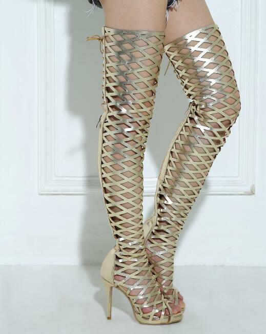 Zapatos de tacón alto Oxford Oxford Oxford para mujeres Sandalias De Moda Estilo Retro botas hasta la rodilla de tacón alto Sz35-47 Reino Unido  moda