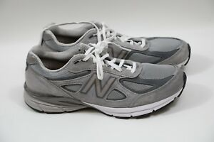 Details about #335 New Balance 990 Men Gray Sneakers Size 11.5 D