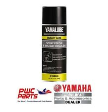 YAMALUBE Spray Polish & Instant Detailer ACC-SPRAY-PL-SH Multi-Surface 14 oz