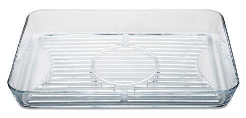 Ménager Masterchef XL ramequin 40x27cm en verre backofenform glasbräter gratin Grill
