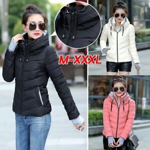 8c026768c Winter Women's Down Jacket Warm Outwear Coat Parka Thicken Cotton ...