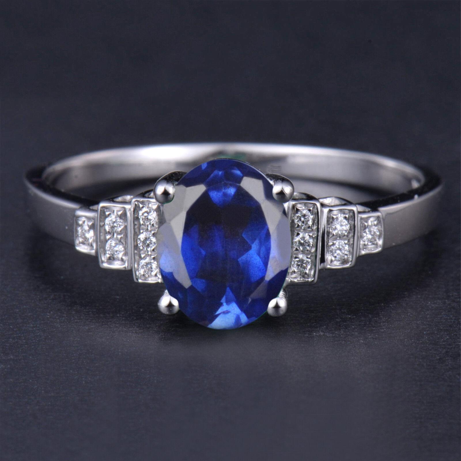 0f69613b8fd4b Ring Diamond Certified EGL Carat Tanzanite bluee Natural In 1.75 ...