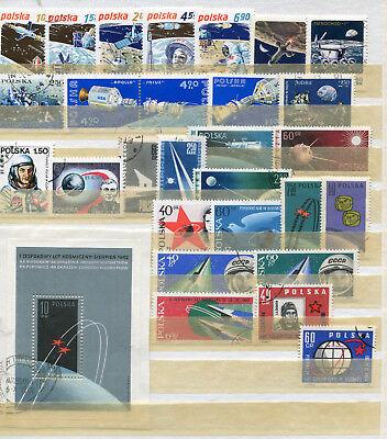 40392 Bessere Werte Polen PräZise Kleine Sammlung Weltraum