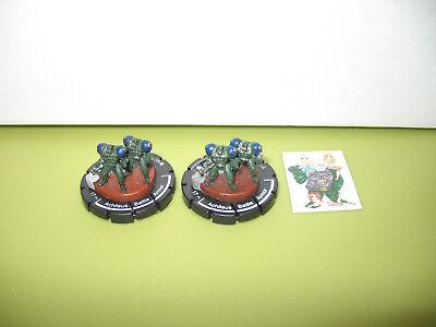=Mechwarrior SWORDSWORN Achileus Battle Armor 022 2 pieces 24 =