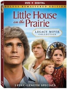 Little-House-on-the-Prairie-Legacy-Movie-Collection-New-DVD