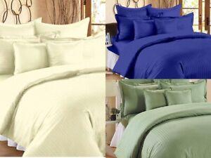 Bed Sheet Set Hotel Quality Egyptian Cotton Flat Bed Sheet Set Various Sizes