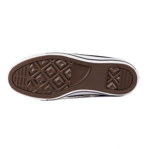 Dames 51331 Etg Converse Ox Chaussures Gunmetal Baskets Blanc qZHAwtFH