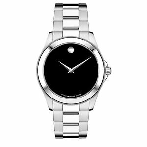 Movado 0605746 Men's Junior Sport Black Quartz Watch